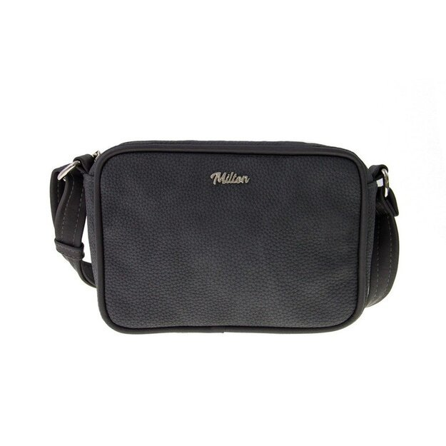 Crossbody bag Milton ML01Dark Grey