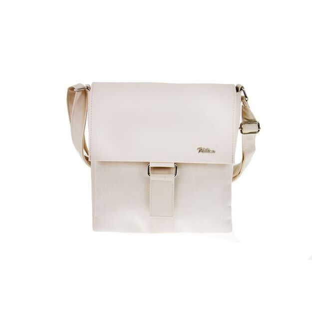 WOMEN BAG MILTON ML12 CREAM