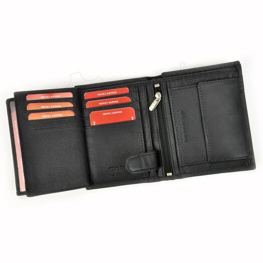 Vyriška piniginė Money Kepper CN 5601 RFID