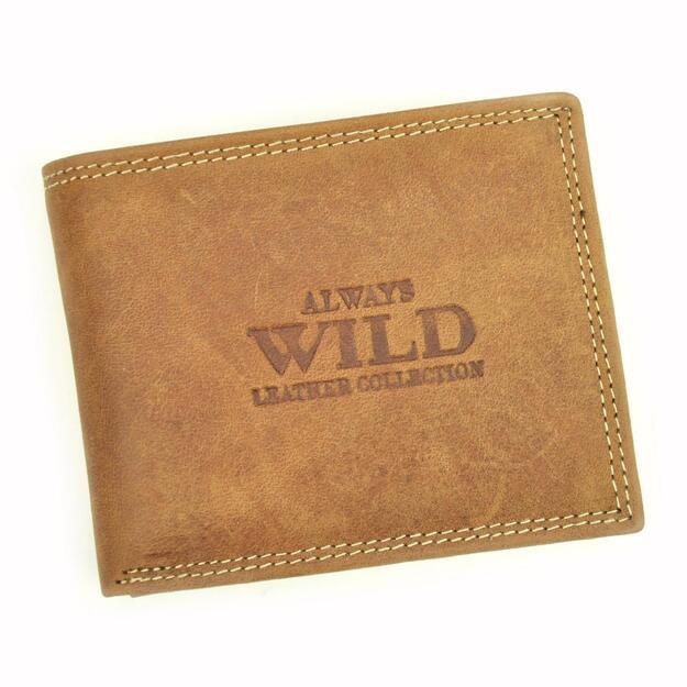 Vyriška piniginė Wild N0035-CHM RFID